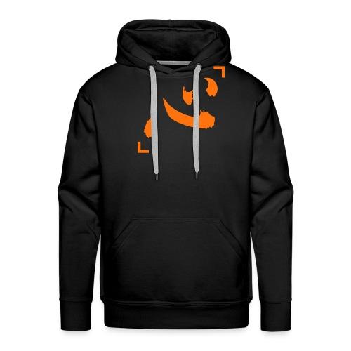 Netero Heart - Mannen Premium hoodie
