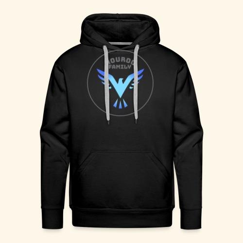 Nourou Family - Sweat-shirt à capuche Premium pour hommes