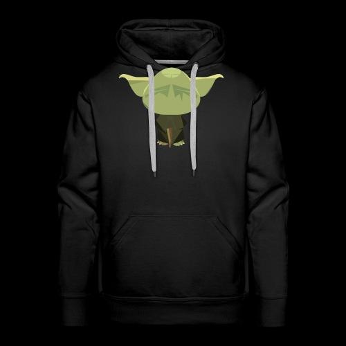 Old Master Yoda - Men's Premium Hoodie