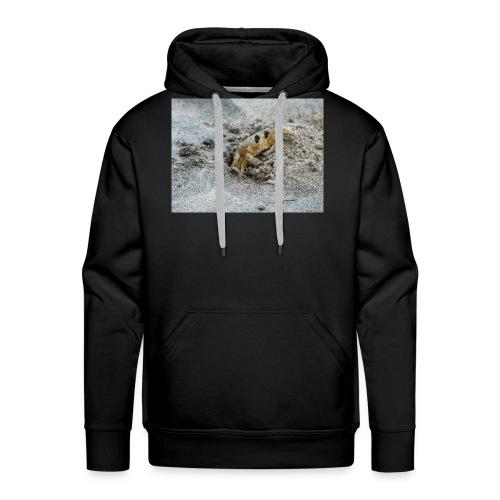 Crabe - Sweat-shirt à capuche Premium pour hommes