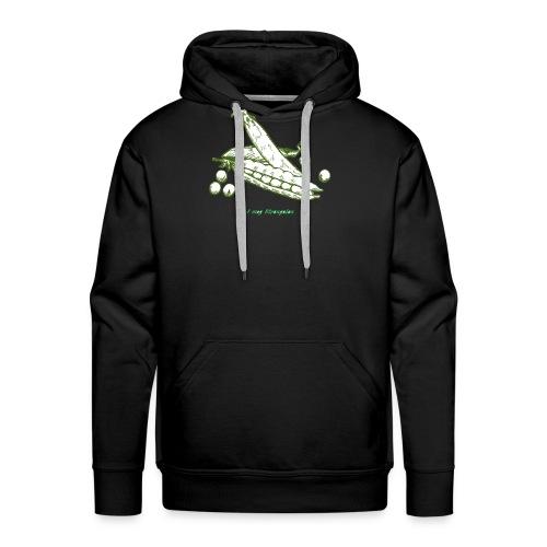 i mog strangalan - Grüne Bohnen - Männer Premium Hoodie