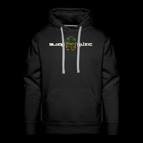 GloOm Music Tree - Men's Premium Hoodie