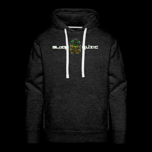 GloOm Music Tree - Men's Premium Hoodie