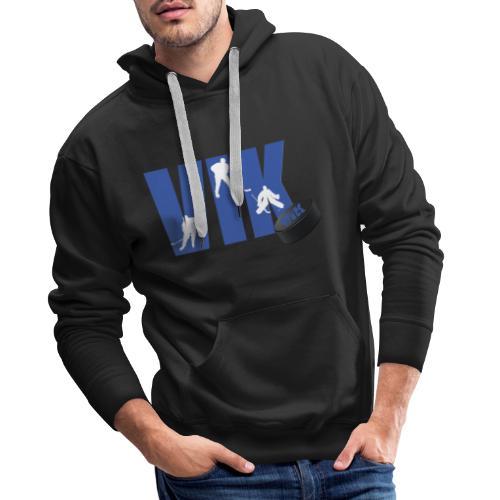 VIK - Herre Premium hættetrøje