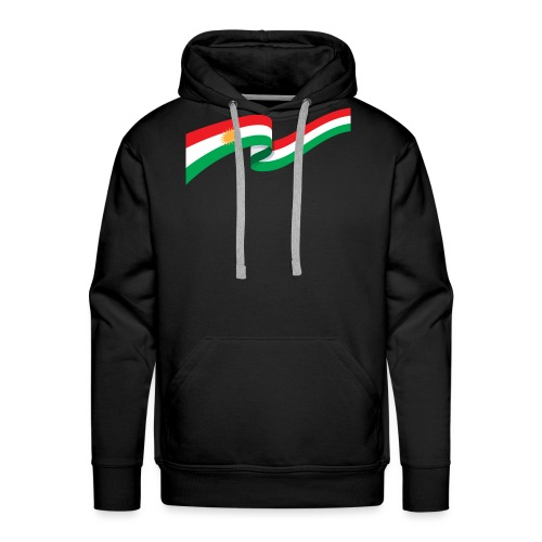 Kurdistan - Männer Premium Hoodie