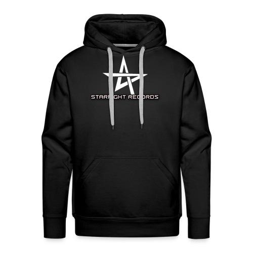 Starfight Records Retro Design - Männer Premium Hoodie