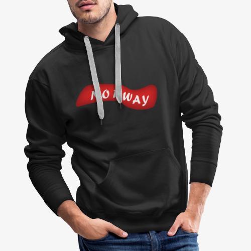Norway - Premium hettegenser for menn