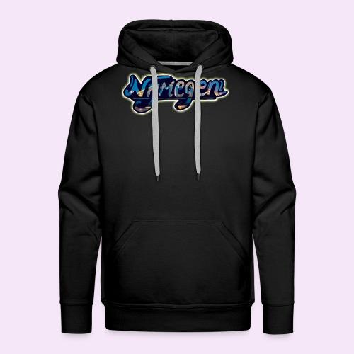 Nijmegen brug - Mannen Premium hoodie