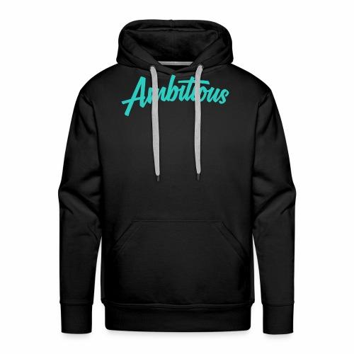 ambitiouslight - Men's Premium Hoodie