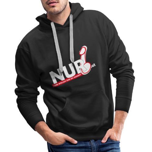 NUR6 LOGO NEW - Männer Premium Hoodie