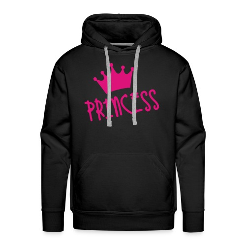 PRINCESS - Männer Premium Hoodie
