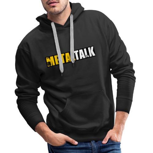 Classic MetalTalk - Men's Premium Hoodie