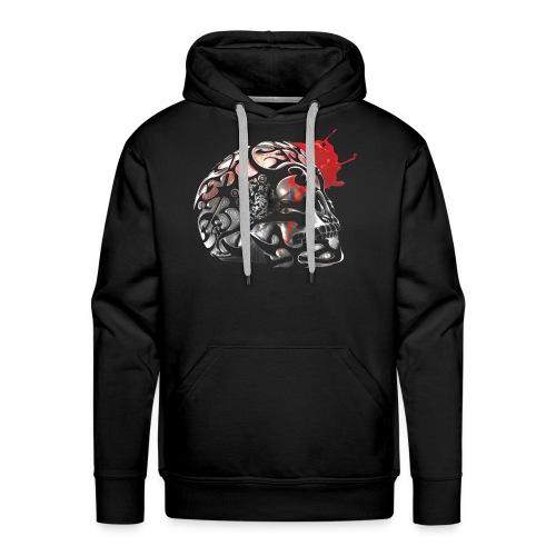 Le trésor de Levasseur TOME 2 argent - Sweat-shirt à capuche Premium pour hommes
