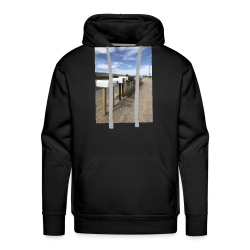 post box - Men's Premium Hoodie