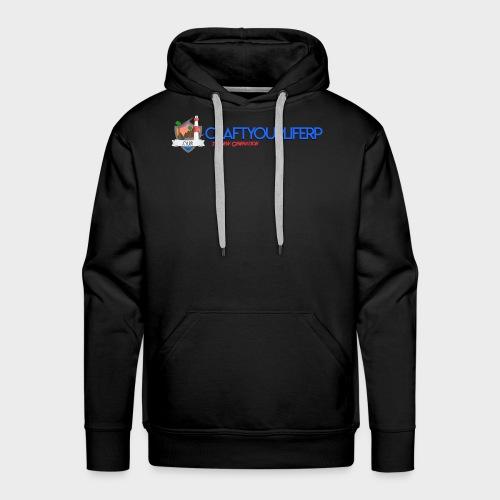 Craftyourliferp 2018 - Sweat-shirt à capuche Premium pour hommes