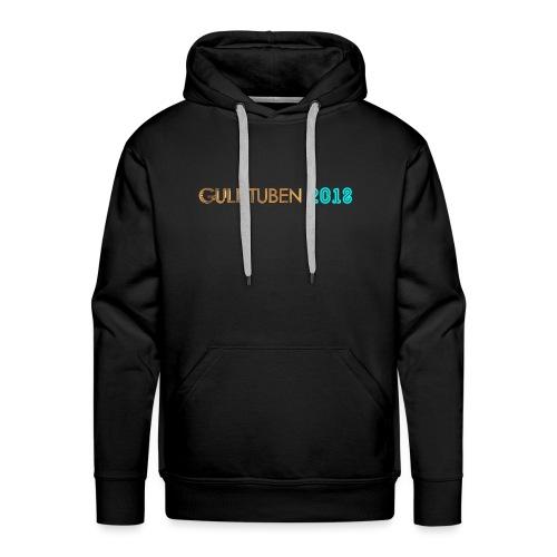 Guldtuben 2018 - Herre Premium hættetrøje