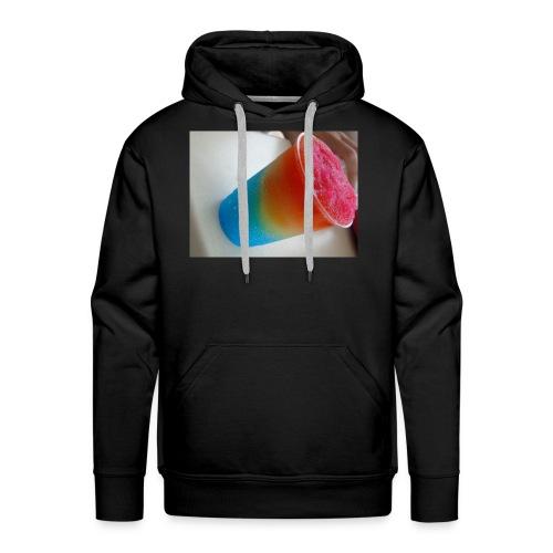 Granizado tumblr - Sudadera con capucha premium para hombre