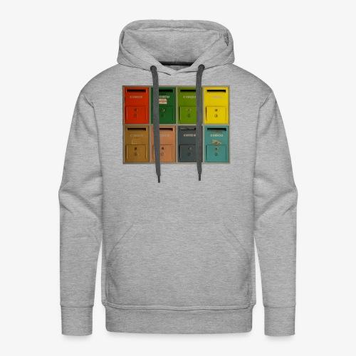 Briefkasten - Männer Premium Hoodie