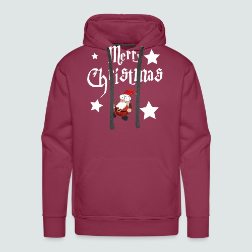 Merry Christmas - Ugly Christmas Sweater - Männer Premium Hoodie