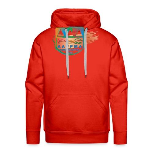 AAPPMA de Koenigshoffen - Sweat-shirt à capuche Premium pour hommes