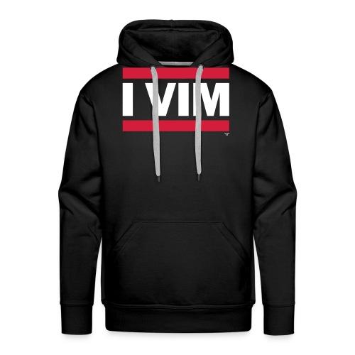 I VIM - Men's Premium Hoodie