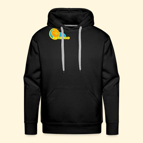 FISTILAND en couleur - Sweat-shirt à capuche Premium pour hommes