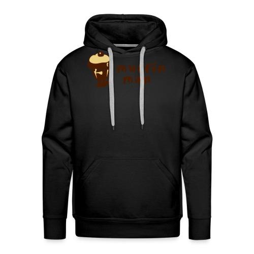 muffin man - Männer Premium Hoodie
