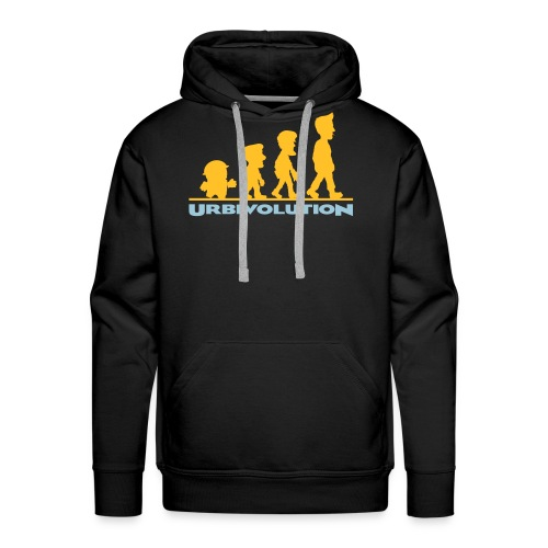 Urbivolution - Männer Premium Hoodie