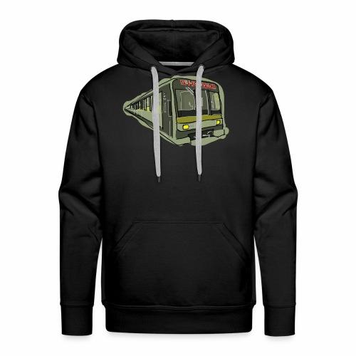 Urban convoy - Felpa con cappuccio premium da uomo