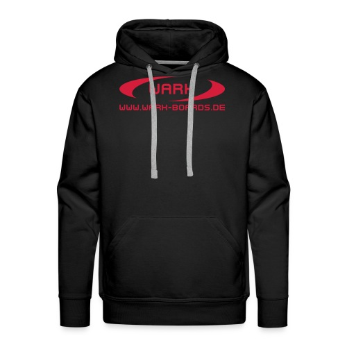 wark www - Männer Premium Hoodie