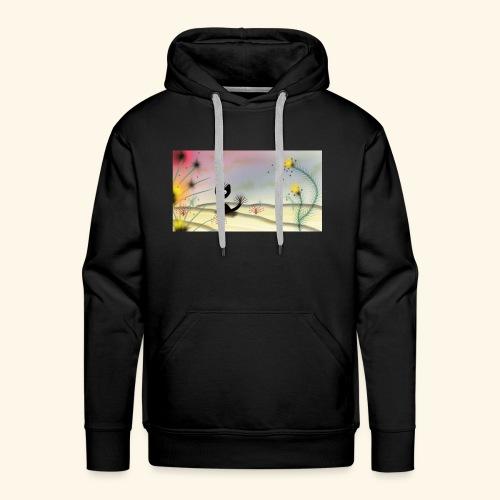 Neko - Sweat-shirt à capuche Premium pour hommes
