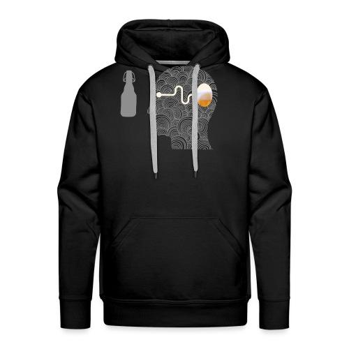WYSIWYG Beer Shirt - Männer Premium Hoodie