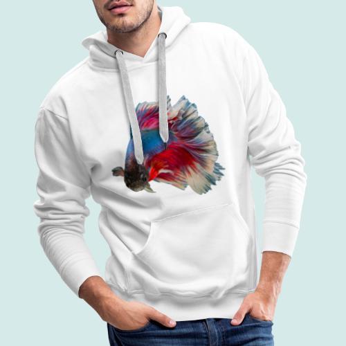 Tropical fish - Männer Premium Hoodie