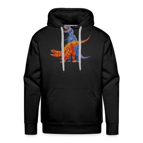 Liebene Dinos - Männer Premium Hoodie