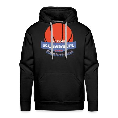 logo speadshirt - Sweat-shirt à capuche Premium pour hommes