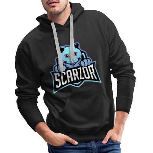 Scarzor Merchandise - Mannen Premium hoodie