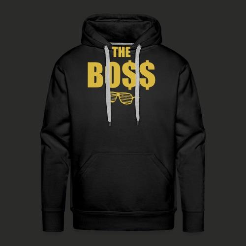 The Bo$$ Mens T-Shirt - Men's Premium Hoodie