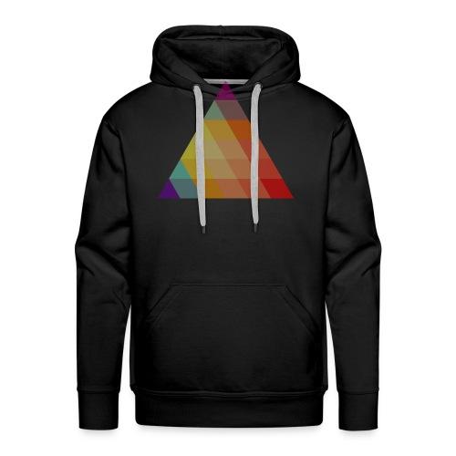 TRAINGLOR - Sweat-shirt à capuche Premium pour hommes