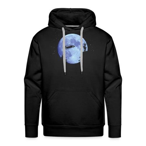 GTI l'extravoiture - Sweat-shirt à capuche Premium pour hommes