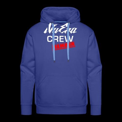 NuEra Crew Logo 2018 - Männer Premium Hoodie