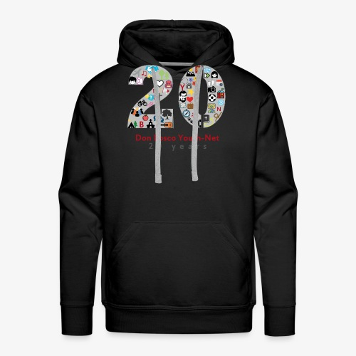 20 years DBYN - Men's Premium Hoodie