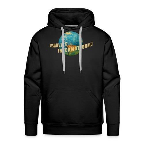 Visualize Internationally Shirt - Men's Premium Hoodie