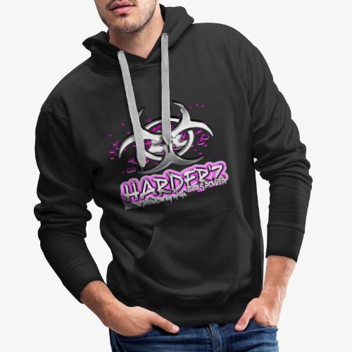 hardstyle - Sweat-shirt à capuche Premium pour hommes