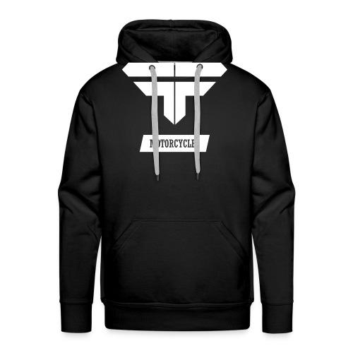 vorne - Männer Premium Hoodie