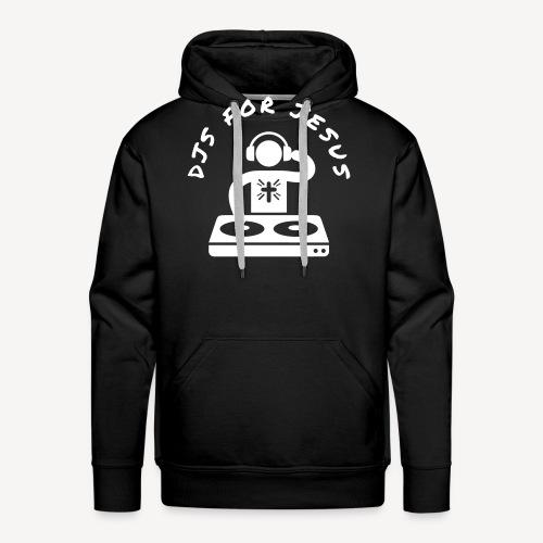 DJS FOR JESUS - Men's Premium Hoodie