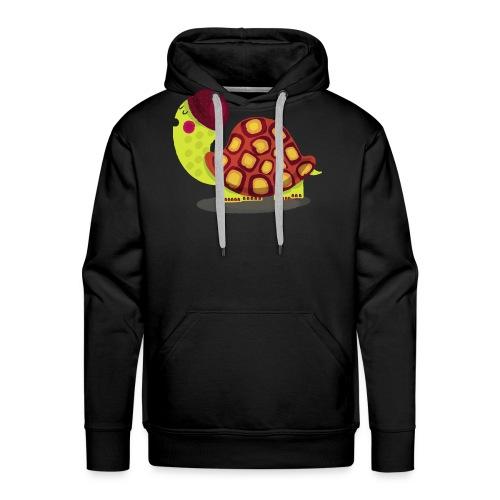 TORTUE - Sweat-shirt à capuche Premium pour hommes