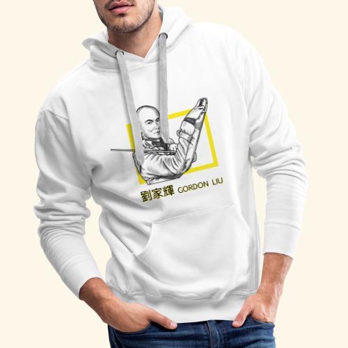Gordon Liu (Official) - Mannen Premium hoodie