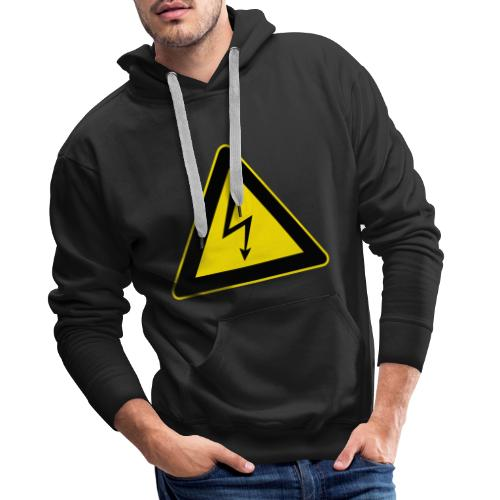 High Voltage - Men's Premium Hoodie