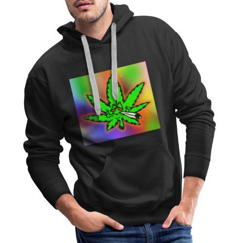 best weed - Miesten premium-huppari