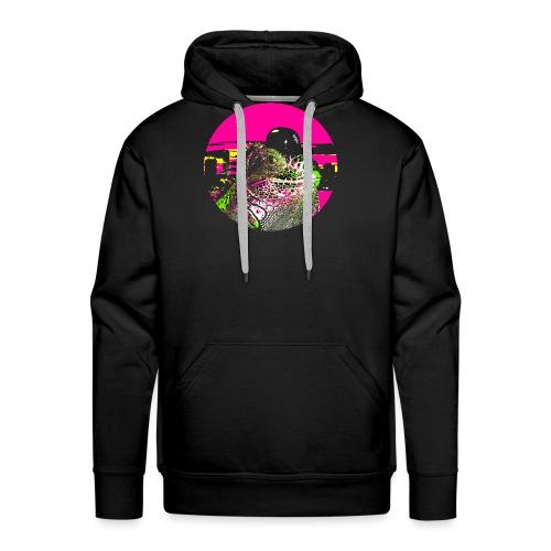 Cityboy Iguana - Men's Premium Hoodie